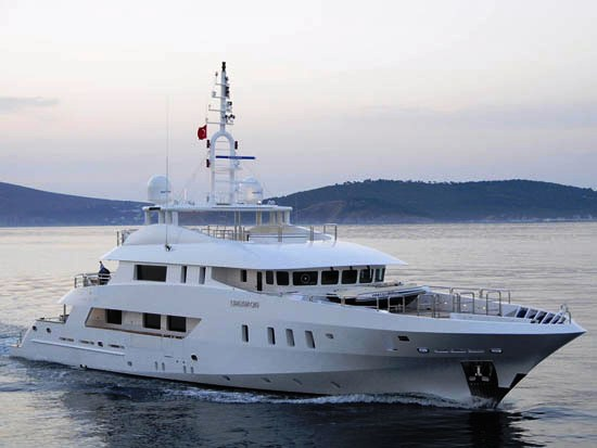 Motor yachtDREAM ON
